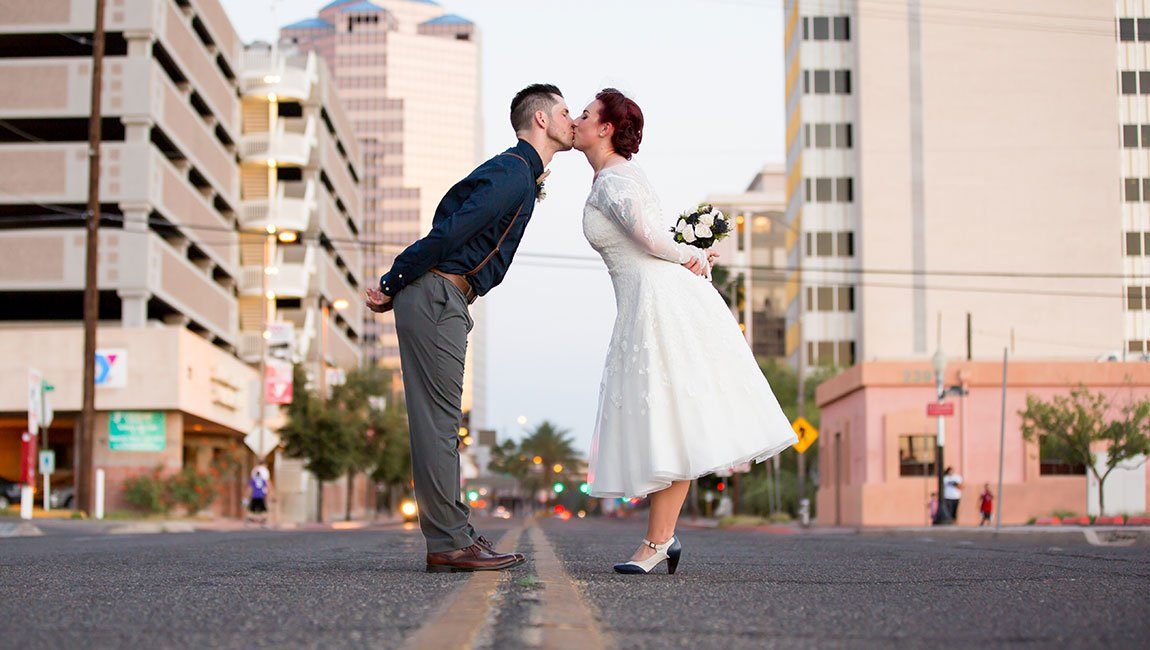 The Best Wedding Photographer in Tucson, AZ