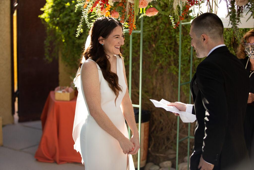 live streaming wedding in Tucson Arizona